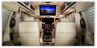 Galles Luxury Conversion Vans